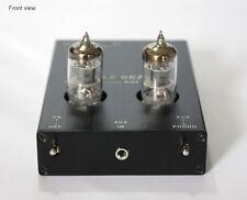 Little bear T7 tube 6J1 valve Phono RIAA MM Turntable Preamp preamplifier U