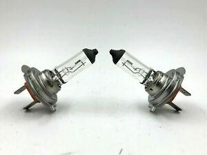 2x OEM 98-13 Mercedes Benz E-Class Philips H7 Halogen Headlight Bulb