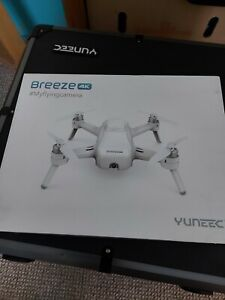 Yuneec Breeze 4K Quadcopter Camera Drone