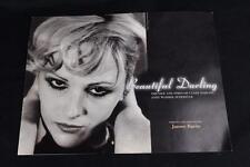 Beautiful Darling Film Premiere 2010 Press Release Candy Andy Warhol James Rasin