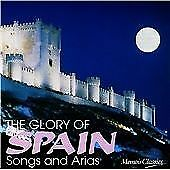 Various Artists - Glory of Spain (1992)