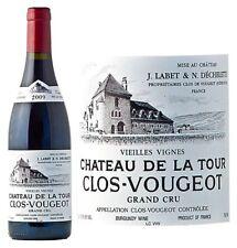 CLOS VOUGEOT VIELLES VIGNES GRD CRU **2009** CHATEAU DE LA TOUR