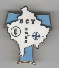 Insigne militaire TRANSMISSIONS OPEX TRIDENT BCT BMNN