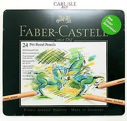 Faber-Castel - PITT Pastel Pencils - Tin Of 24