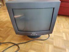 "Dell  17"" CRT Monitor, Model E771a VGA - Vintage Retro Gaming - Film Prop"