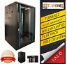rack cabinet 18U SERVER RACK 19 INCH 600 (W) x450 (D) x1000 (H) Flatpack