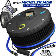 2018 Michelin 12259 12v Plug in Car Digital Tyre Inflator Air Compressor Pump +A