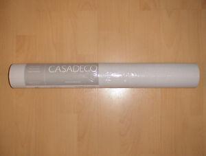Casadeco Wallpaper 19909129 - So Color 2 Grey Textured Effect BATCH No.157507