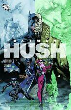 Batman Hush TP Jeph Loeb Jim Lee Catwoman Harley Quinn Superman Huntress Robin