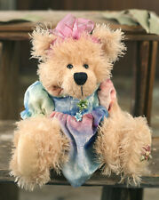 Teddy Bear 'Bonny' Settler Bears Handmade Collectable Gift 25cms NEW