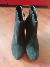 Ladies Office Platform Boots Size 37