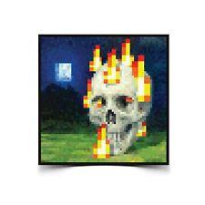 Minería Oficial Dormitorio   Jinx   Mine Craft cartel   Minecraft quema cráneo