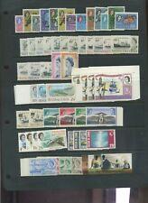 Tristan Da Cunha MNH collection