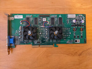 3DFX Voodoo 5 5500 AGP Graphics Card - AS-IS