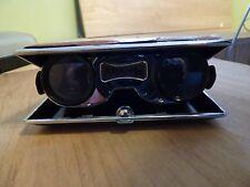 Vintage Jet Collapsible Binoculars Opera Glasses
