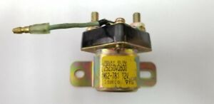   NEW 25230V0600 Glow Plug Relay NIS (1979-1985)  