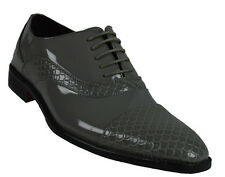 Men's WALGATE Dress Shoes Formal Oxford Comfort Wing Tip Prom Wedding Casual