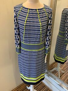 Joseph Ribkoff Dress Size 14 New With £265 Tag Attached