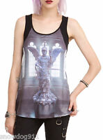 The Mortal Instruments City Of Bones Tripp ANGEL RAZIEL Tank Top Double sided