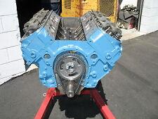 MARINE CHEVY GEN V 454/7.4L MARINE MOTOR-LONGBLOCK--REBUILT!! FREE SHIPPING!!