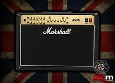 "Marshall JVM205C 50watt 2x12"" Valve Electric Guitar Amp Combo Made in England"