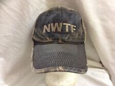 48764b40073 trucker hat baseball cap NWTF retro vintage cool nice quality rare rave