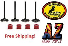 Can Am DS650 DS 650 OEM Replacement Kibblewhite Intake Exhaust Valves & Seals