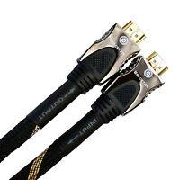 20m aktives HDMI Kabel mit Verstärker 2160p 3D 4K Ethernet Ultra HD 20 Meter 2.0
