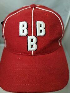 NWT Birmingham Black Barons  Negro League Baseball museum fitted cap sz 6 7/8