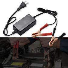 Cargador de batería de coche de 12 Voltios Mantenedor Automático Flotador goteo Actualizado