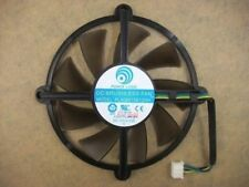 85mm Video Card Fan Replacement 64mm 4Pin 12V 0.35A PLA08015B12HH 293
