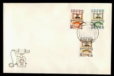 DR WHO 1976 IRAQ FDC TELEPHONE CENTENARY  C233724