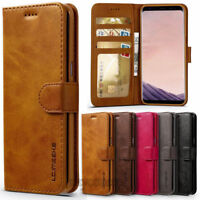 Leather Flip Stand Wallet Case Cover For Huawei P9 P10 P20 Pro Lite/Mate 10 Lite