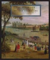 Broadview Anthology Of British Literature Volume A  - by Black