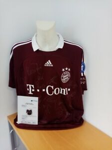 Bayern Munich Jersey 2006/2007, Teamsigniert Fcb , National League Champions XL