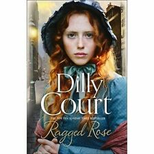 Ragged Rose, Court, Dilly, New Book