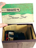 Sawyer's View Master Stereoscope Viewmaster Light Attachment w/ Box #1