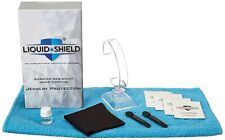 Liquid Shield Scratch Protection Coating for Watches & Jewelry Cleaner Cleaning