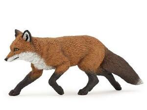 Papo Fox Figure Wildlife Toy Replica 53020 NEW