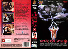 The Witches Of Eastwick - Jack Nicholson - Video Sleeve/Cover #17200