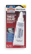 PERMATEX 56521 Thread Sealant,Tube,White,-65 to 300F