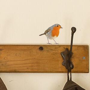 Country Range Robin Wall Decal Sticker Porch Hallway Entrance Bird