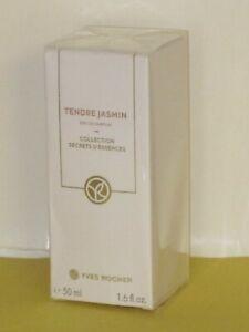 TENDRE JASMIN COLLECTION SECRETS D'ESSENCES EAU DE PARFUM SPRAY 50 ml. NEW!