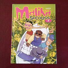 Malika Secouss #5 - Comic Book in French Language