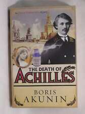 The Death of Achilles (Erast Fandorin 4), Boris Akunin, New Book