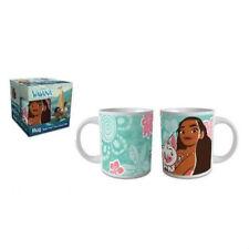 DISNEY mug tasse céramique VAIANA bleu  23,7 cl neuf