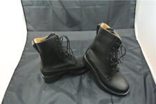 ASSAULT BOOTS UK 6 BLACK ARMY CADETS MILITARY GORE-TEX HIKING WALKING CLIMBING