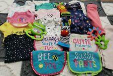 Newborn baby girl clothes lot 👶😍