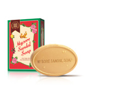 Original Mysore Sandal / Sandalwood Soap 17g 75g 125g & 150g Pure Sandalwood Oil