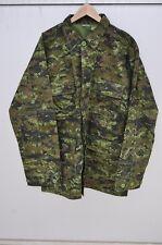 CadPat Camo Combat Jacket / Shirt Canadian Military Style New Size Men's Large